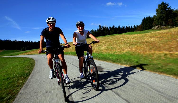 Höhen-Radroute (© Weihbold OÖ Tourismus)