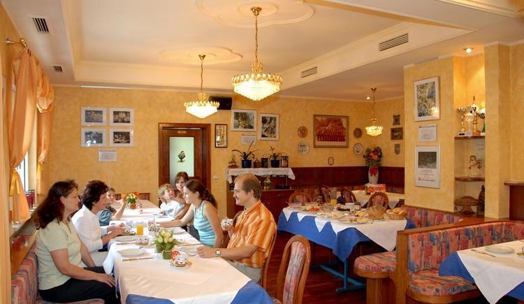 Restaurant (© Hotel Bergkristall)
