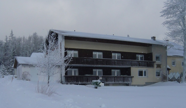 Haus Kindermann in Aigen-Schlägl (© Haus Kindermann)