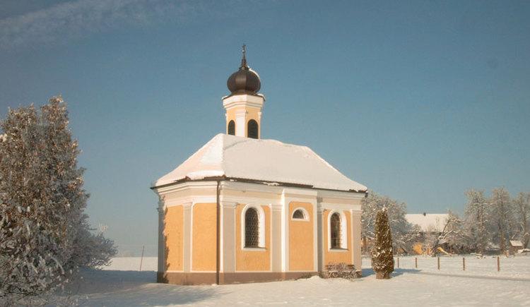 Hinterlohnerkapelle (© Dr. Plasser)
