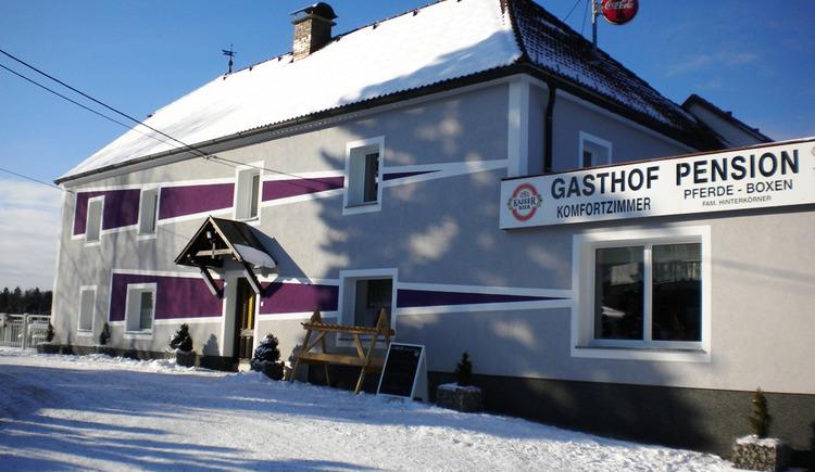 Gasthof Hinterkörner