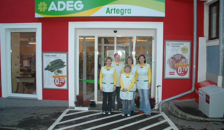 ADEG-Kaufhaus. (© TV Pfarrkirchen)