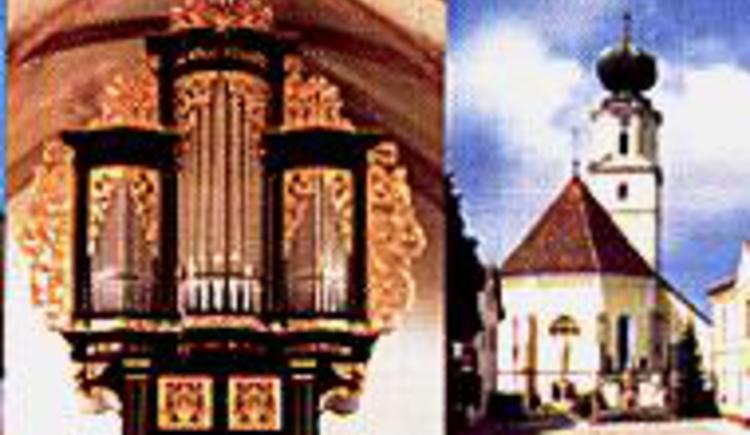 Pfarrkirche Diersbach (© Vianovis)