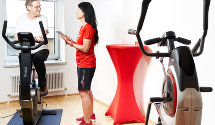 Einzeltraining, Fitness,  Gesundheit, My Fitness Room, Beratung, Coaching