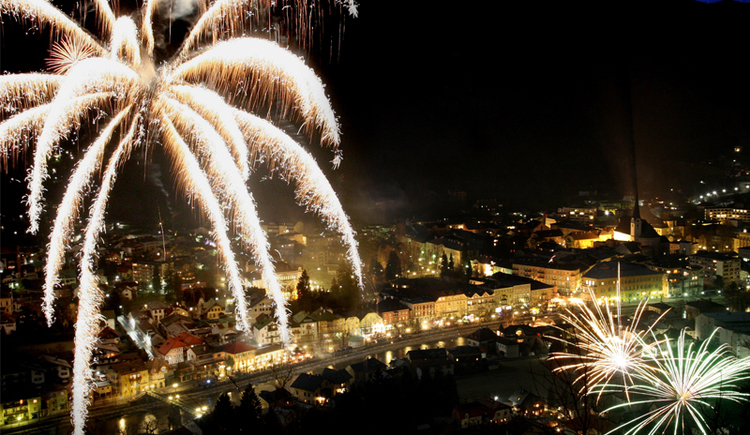 Silvester in Bad Ischl (© Foto Hofer)