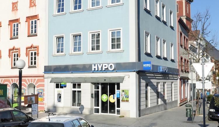 Hypobank am Stelzhamerplatz