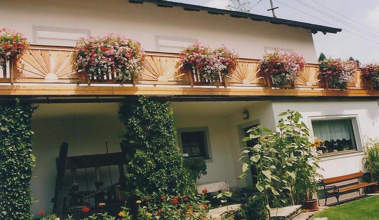 Zimmer mit Balkon (© Haick)