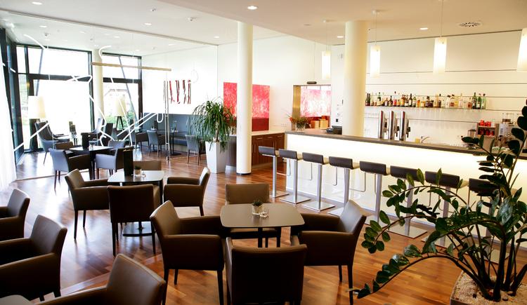 Hotelbar im Spa Hotel Bründl. (© Spa Hotel Bründl)