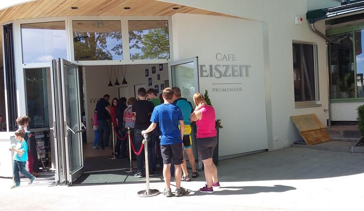 Café Eiszeit (© Sebastian Kritzinger)