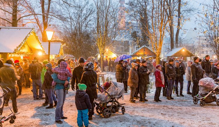 Christkindlmarkt im Palmpark (© hch-photopress)