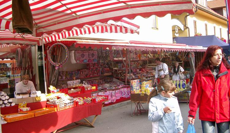 Gallus Markt (© Marktgemeinde Schörfling)