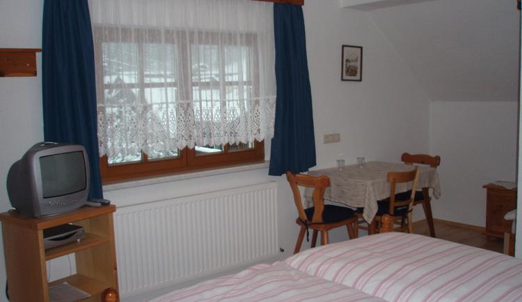 Die Zimmer im Haus Trausner in der Ferienregion Dachstein Salzkammergut sind liebevoll ausgestattet