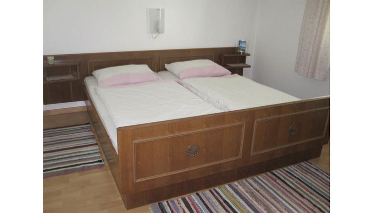 Bedroom, Doublebed