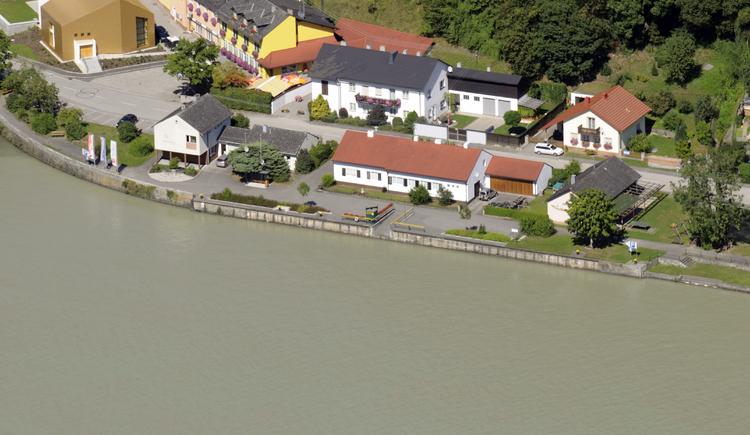 Schiffsanlegestelle (© WGD Tourismus GmbH_Lindorfer)