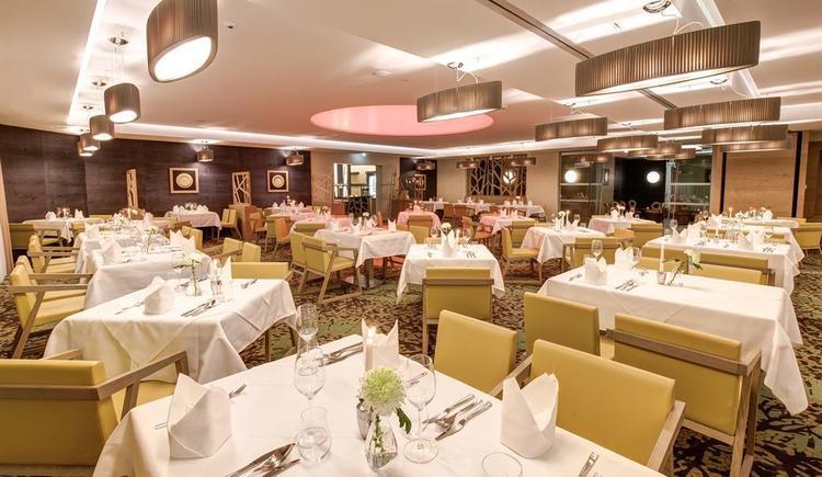 Restaurant (© MLK Hotelbetriebs GmbH)