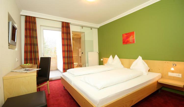 klein und fein Doppelzimmer (© hotel obermayr)