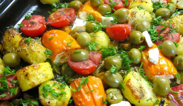 Fleischlose Gerichte (© Gasthof-Pension Altmühl)
