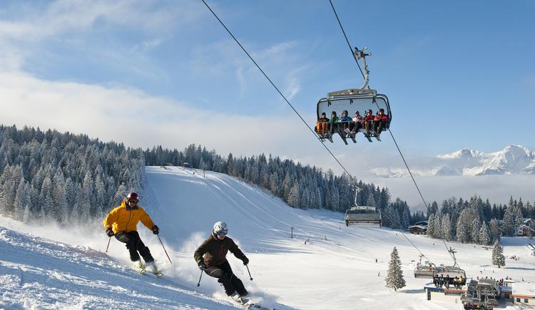 Skifahren (© OÖ Tourismus)