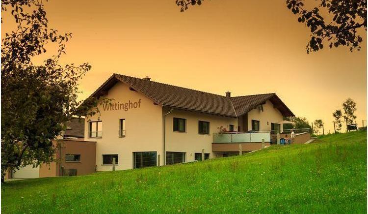 Abendstimmung am Wittinghof