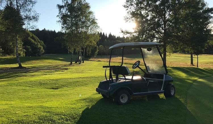 Golfpark (© Golfpark Böhmerwald)