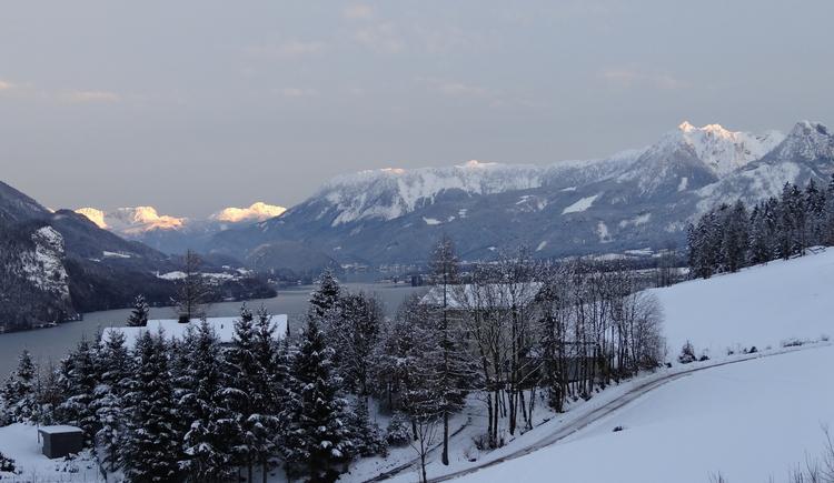Pepi Resch,Winterblick