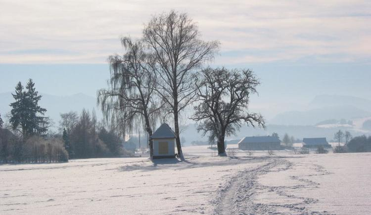 kapelle-winter-2 (© TVB Bad Hall - Kremsmünster)