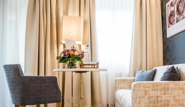 Suite Sissi Hotel Eichingerbauer **** Superior (© Sabine Sperr)