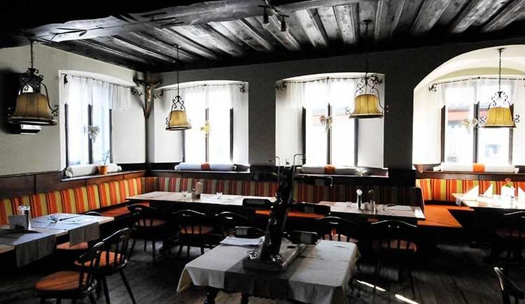Gaststube im Hotel Das Rössl in Windischgarsten (© Lettner)