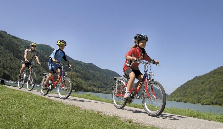 Radfahrer (© WGD Donau)