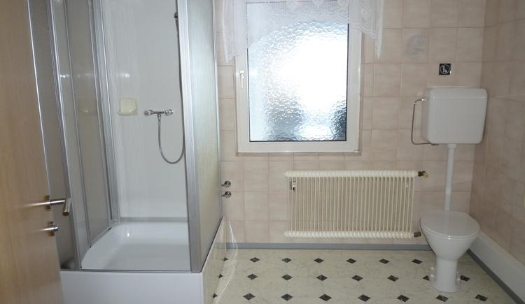 Ansicht Badezimmer - Bild Nr. 1. (© Haus Straubinger-Tiefenbacher Bad Goisern)