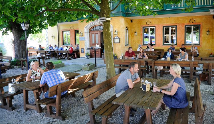Gasthof Marienhof, Kirchdorf,. (© innviertel tourismus/hirnschrodt)