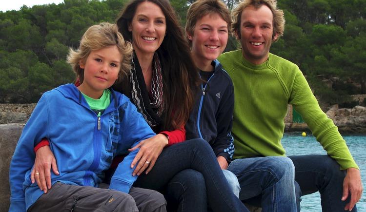 Familie Ebner (© Haus Bergblick)