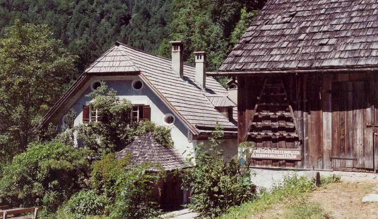 Erlebnismuseum Anzenaumühle (© Verbund Oö. Museen)
