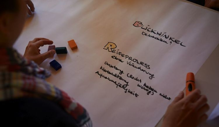 Konstruktive zusammenarbeit braucht gute Basis
