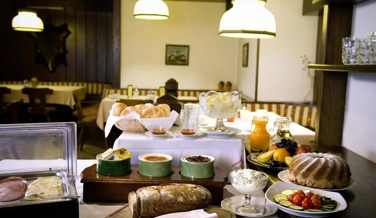 Frühstücksbuffet (© Hoftaverne Ziegelböck)