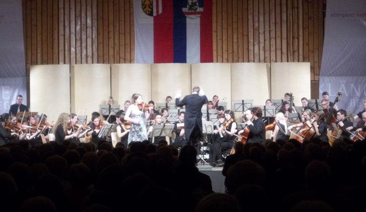 Eröffnungskonzert des Attergauer Kultursommers in der Attergauhalle in St.Georgen im Attergau