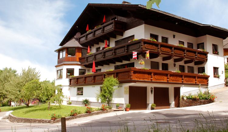 Das Gästehaus Baumschlager befindet sich inmitten der herrlichen Landschaft von Windischgarsten