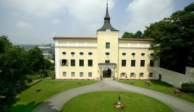 Schloss Kremsegg Musikinstrumentenmuseum. (© Tourismusverband Bad Hall-Kremsmünster)