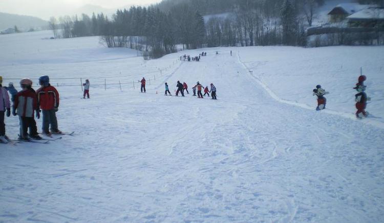 Trainings lift for children (© Schmiedhornlift Faistenau)