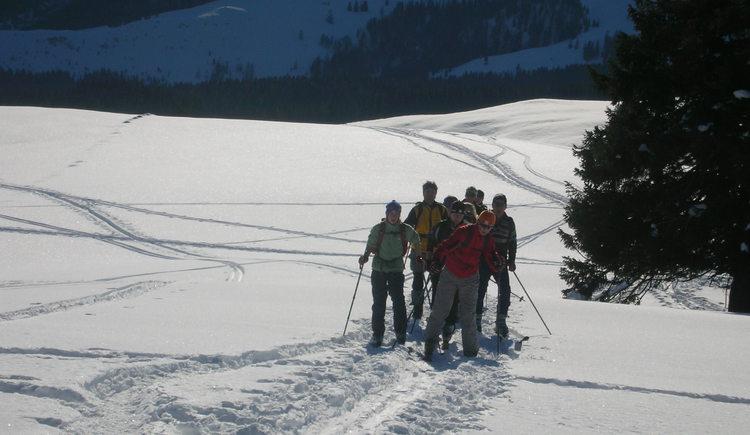 Skitour auf den Windkogel / Thorhöhe. (© WTG)
