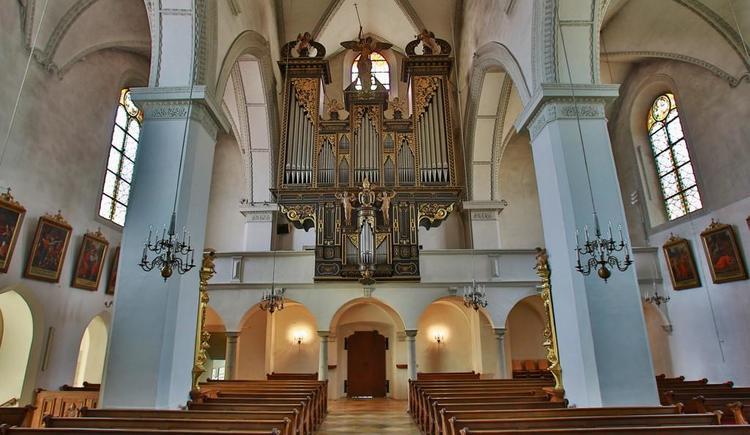 Orgel Stift Schlägl (© Stift Schlägl)