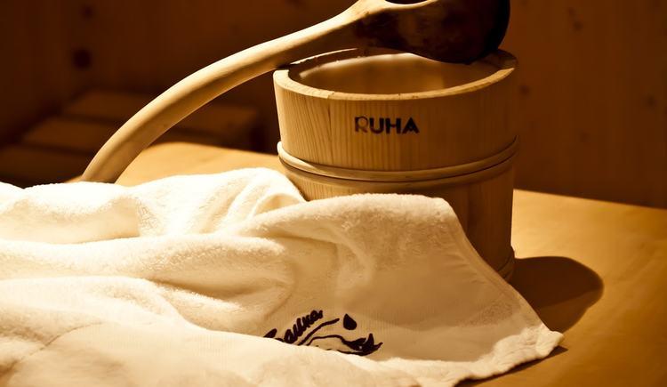 sauna detail (© Hotel Haberl)