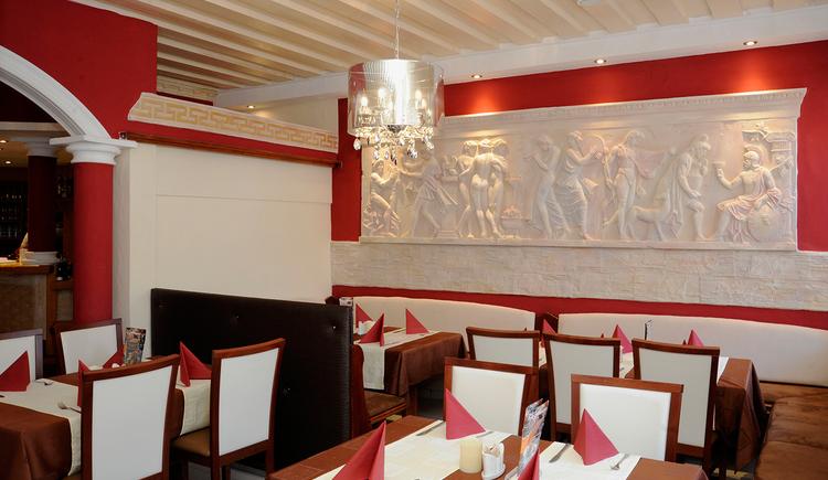 Restaurant Olympia, Obernberg Gastzimmer. (© Innviertel-Tourismus)