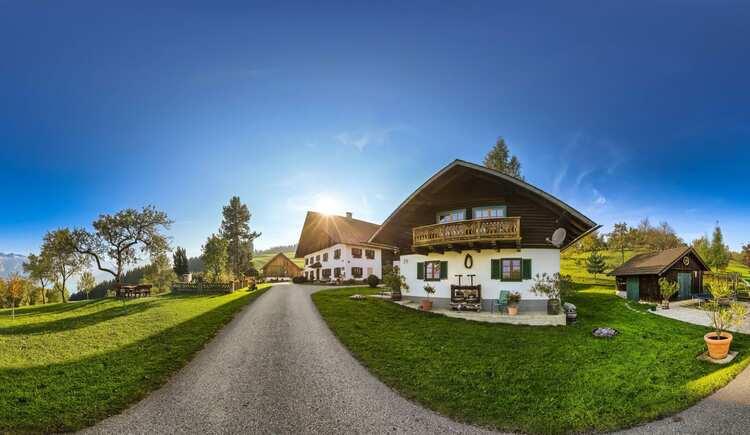 Ferienhof Margarethengut. (© seekda)