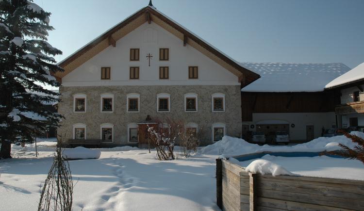 Bio-Bauernhof Paulbauer,  Au\u00dfenansicht. (© Fam. Schweighofer)