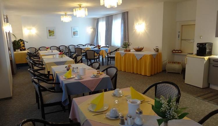 Frühstücksraum (© Privat)