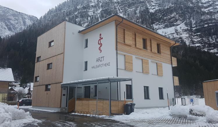 Das neue Arztzentrum befindet sich im Ortsteil Lahn.