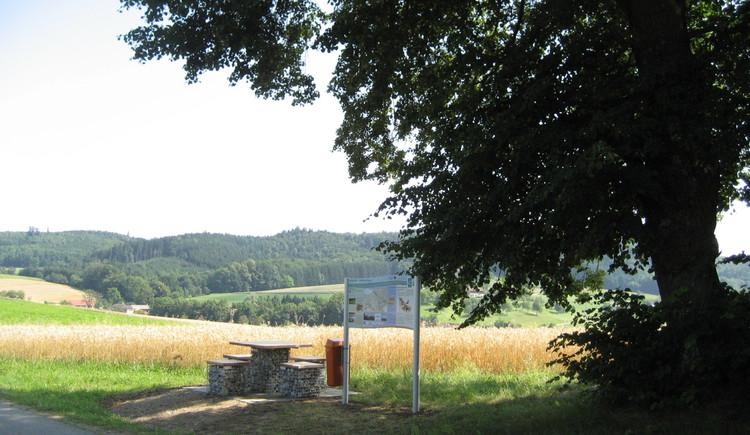 Rastplatz Weisses Kreuz