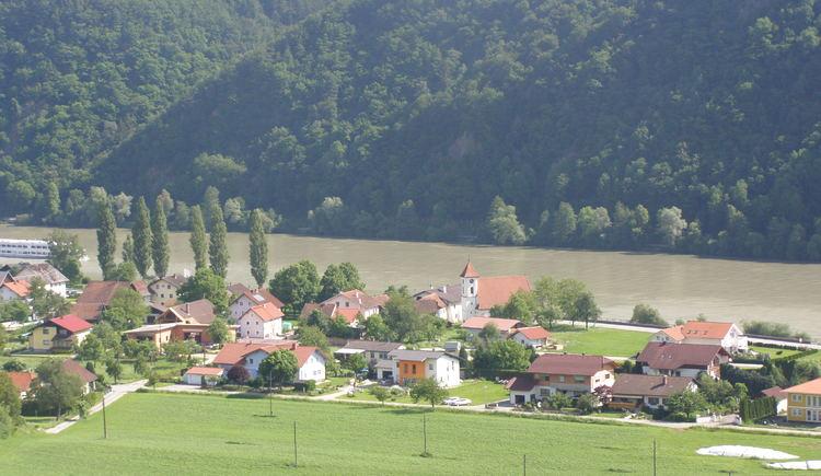 Ortschaft Kasten (© Gemeinde Vichtenstein)