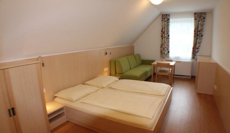 Jugendgästehaus Doppelzimmer